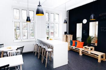 Bürobilder Küche