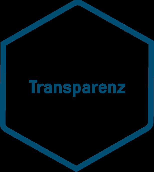 icon transparenz
