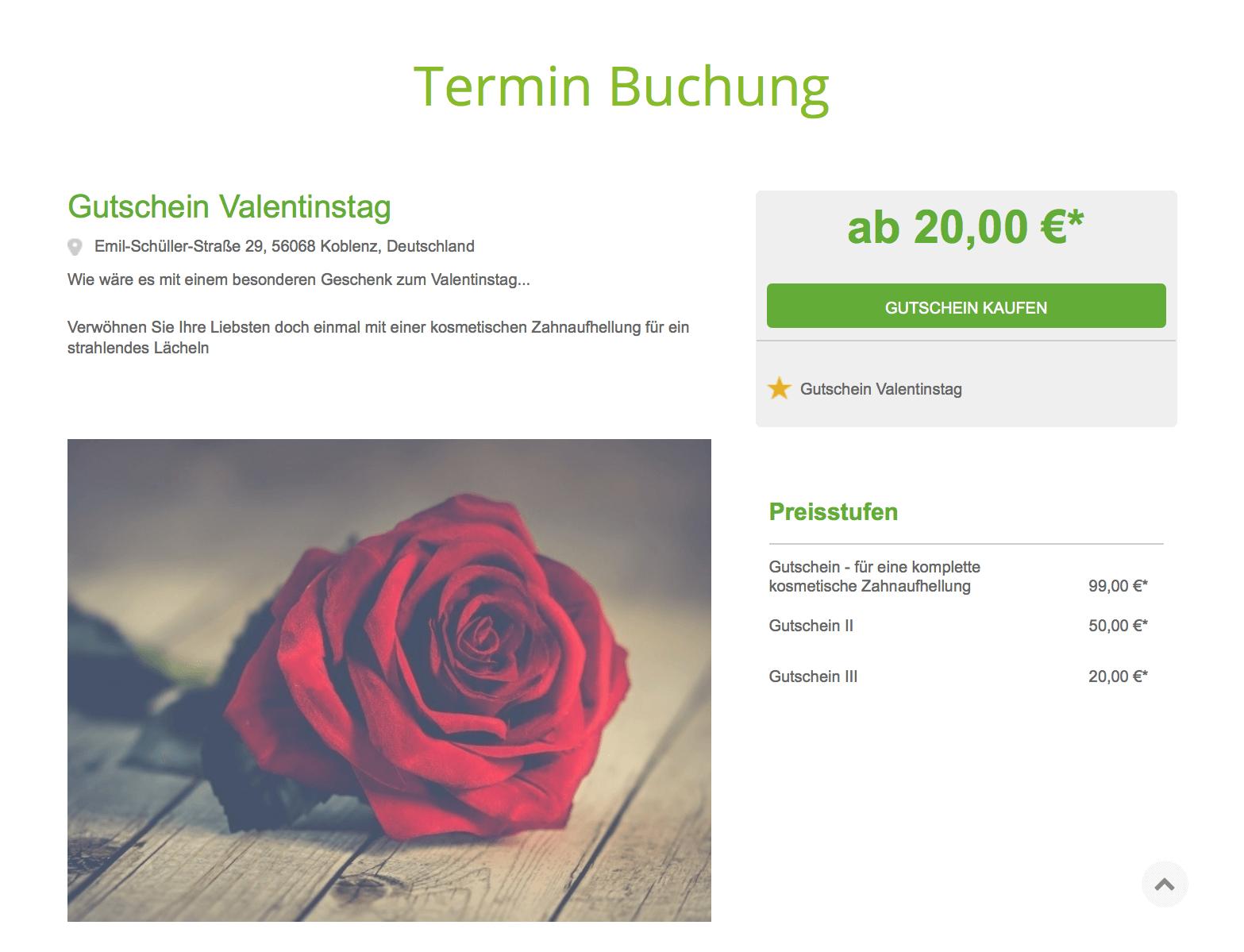 bookingkit-Valentinstag-2018-Best-Practice-Beautiful-Smile-Koblenz