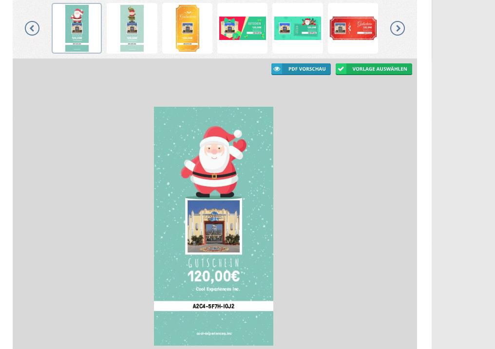 weihnachtsdesign erlebnisangebote